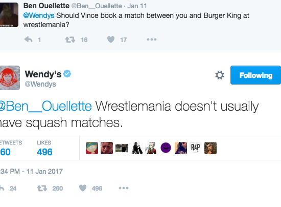 Wendys The New Queen Of Twitter Your Sitch - 24 hilarious comebacks wendys twitter account